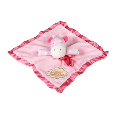 Sweet Little Darling Plush Baby Toddler Security Blanket - Pink Girl by Sweet Little Darling