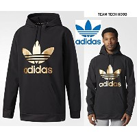 2018 ADIDAS アディダス SNOWBOARDING TEAM TECH HOOD S BLACK
