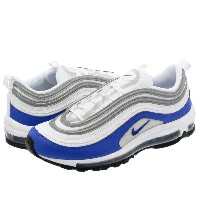 NIKE WMNS AIR MAX 97 ナイキ ウィメンズ エア マックス 97 WHITE/GREY/SILVER/GAME ROYAL 921733-101