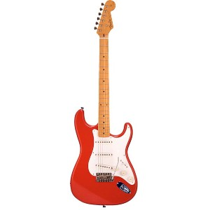Fender Japan Exclusive Series Classic 50s Strat (Fiesta Red) 【特価】