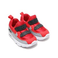NIKE AIR MAX TINY 90 (TD)(ナイキ エア マックス タイニー 90 TD)UNIVERSITY RED/WOLF GREY-ANTHRACITE【キッズ スニーカー】18SP...