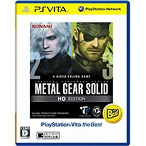 コナミデジタルエンタテイメント METAL GEAR SOLID HD EDITION PlayStation Vita the Best【PS Vitaゲームソフト】