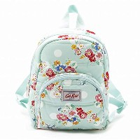 CATH KIDSTON KIDS QUILTED MINI RUCKSACK Peppermint 647571 キャスキッドソン リュックサック [並行輸入品]