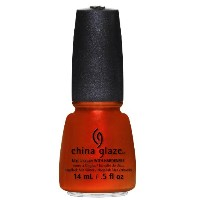 CHINA GLAZE Nail Lacquer Cirque Du Soleil Worlds Away 3D Bend Over Backwards (並行輸入品)