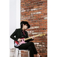 Fender / Japan Exclusive Ken Stratocaster Galaxy Red フェンダー
