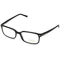 TOM FORD FT5209 Eyeglasses 001 Black 53-17-140