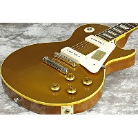 Gibson Custom / 2015 True Historic 1956 Les Paul Reissue Gold Top Vintage Antique Gold ギブソン