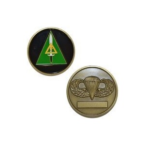 Delta Force Jump Wings–Challenge Coin