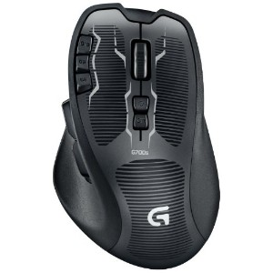 Logitech G700s 910-003584 Rechargeable Gaming Mouse [並行輸入品]