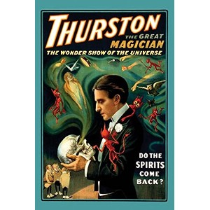 """Buyenlarge 0–587–00588–2-p1827"""" Thurston the great magician : Do the Spirits Come Backか..."""