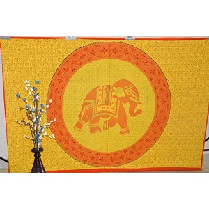Indian Twin Tapestry Wall Hanging Hippie Bedspread Gypsy Blanket Wall D馗or Art
