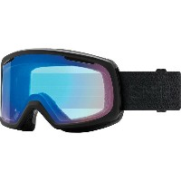 スミス レディース スキー・スノーボード ゴーグル【Riot ChromaPop Goggles with Bonus Lens】Black Mosaic/Chromapop Storm Rose...
