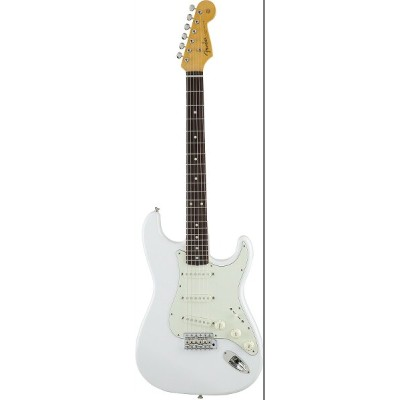 FenderMade in Japan Traditional '60s Stratocaster Arctic White【ストラトキャスター】【おちゃのみず楽器】【Fender専門フロア】