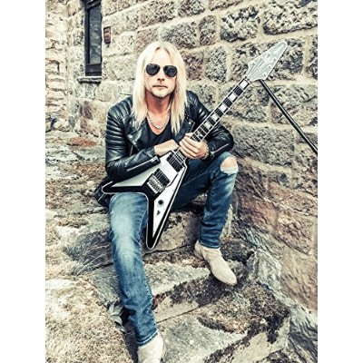 Epiphone / Limited Edition Richie Faulkner Flying V Custom Outfit エピフォン
