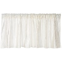 Sweet Potato Lil' Princess Window Valance, Cream/Ivory by Sweet Potatoes