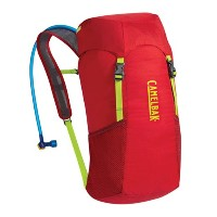 CAMELBAK ARETE 18L HYDRATION PACK WITH 2L BLADDER (ENGINE RED/LIME PUNCH) (Parallel Import)