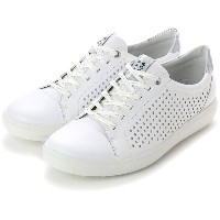 エコー ECCO W.  Golf Casual Hybrid (WHITE) レディース
