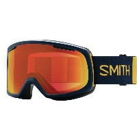 スミス レディース スキー・スノーボード ゴーグル【Riot ChromaPop Goggles with Bonus Lens】Navy Wombat/Chromapop Everyday Red...