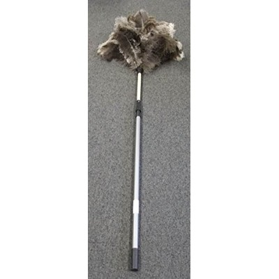 Eddingtons拡張可能Ostritchフェザーダスター - 伸縮ハンドル Eddingtons Extendable Ostritch Feather Duster - Telescopic...