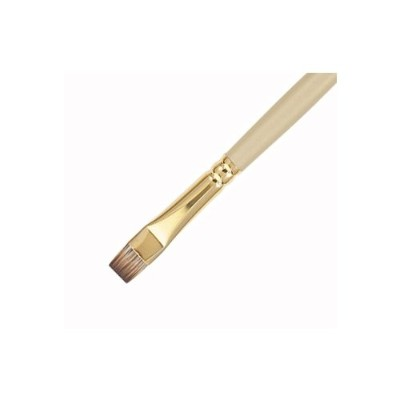 (Size 20, Bright) - Princeton Imperial, Synthetic Mongoose Brush for Oil & Acrylic, Series 6600...