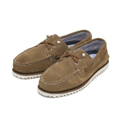 【SPERRY TOP-SIDER】 スペリー トップサイダー RAZOR FISH レイザーフィッシュ 1285113 SP14 TAN SUEDE