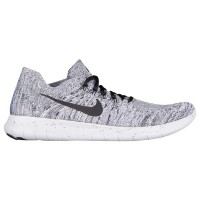 (取寄)Nike ナイキ メンズ フリー RN フライニット 2017 Nike Men's Free RN Flyknit 2017 White Black Stealth Pure...