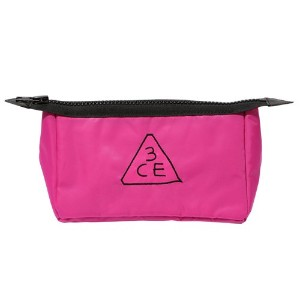 3CE ポーチ Pouch Small/Original (Small, Pink)[並行輸入品]