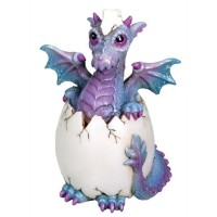 Bindy Dragon Hatchling – Collectible Figurine Statue Sculpture Figure byサミット