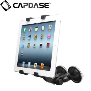 CAPDASE SuctionDuo Car Mount Tab-X iPad (各世代) / Android tablet