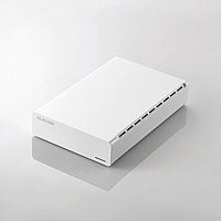 エレコム Desktop Drive USB3.0 2TB White ひかりTV