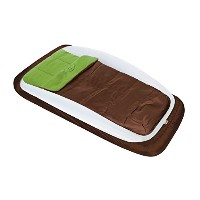 The Shrunks Tuckaire Outdoor Travel Bed, Toddler by The Shrunks