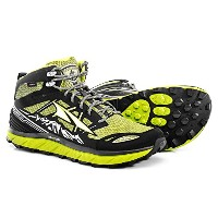 ALTRA(アルトラ) LONE PEAK3.0 MID Men US9.5(27.5cm) ライム