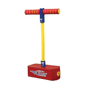 My First Flybar - Red Foam Pogo Jumper For Kids - Fun and Safe Pogo Stick For Toddlers - High...