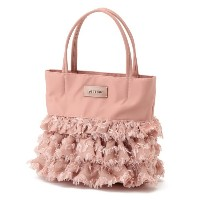 SALE【トゥー ビー シック(TO BE CHIC)】 フラッフィートート ピンク