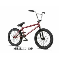 【BMX STREET】【ストリート】【20インチ】WETHEPEOPLE 2018 / CRYSIS (METALLIC RED)