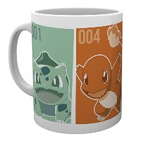 Gb Eye Pokemon, Starters, Mug, Various
