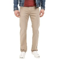 マーヴィ ジーンズ メンズ ボトムス・パンツ【Zach Classic Straight Fit in Taupe Comfort】Taupe Comfort