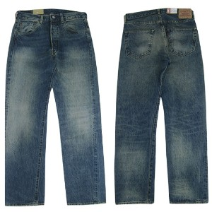 LEVIS VINTAGE CLOTHING リーバイス 501XX ヴィンテージ 1955年モデル LONE DRIFTER 50155-0046