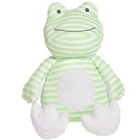 Bella Tunno Hope Frog Lullaby Poetic Plush, Green, Large by Bella Tunno