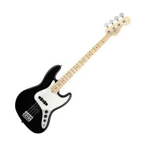 FENDER ( フェンダー ) / American Standard Jazz Bass Black Maple [並行輸入品]