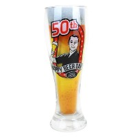 Big Mouth Toys誕生日Beer Glasses BM1658