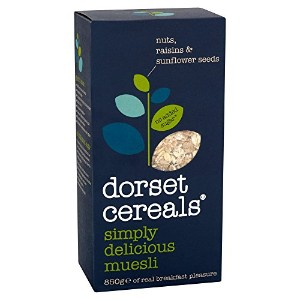 Dorset Cereals Simply Delicious Muesli 850 g (Pack of 5)
