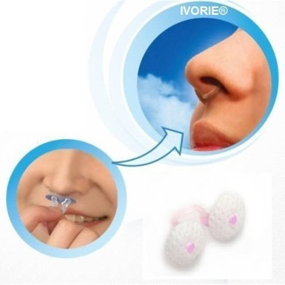 IVORIEテつョ Nose Mask Nasal Filters Relief Anti-Allergy Asthma Pack of 10 by IVORIE