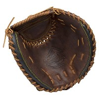 "ミズノClassic Pro Soft Fastpitch Catcher 's Mitt 34.50 "" 312470"