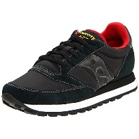 BLACK JAZZ SLIPPER S2044-251 SAUCONY 25 Black