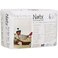 Naty Training Pants-Size 6-72 Count by Naty