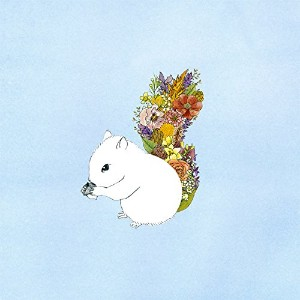"""Oopsy Daisy Fine Art for Kids Botanic Squirrelキャンバス壁アートby Katie Vernon 10 x 10"""" NB21453"""