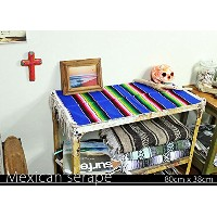 RUG&PIECE Mexican Serape made in mexcico ネイティブ メキシカン サラペ メキシコ製 (rug-5920)