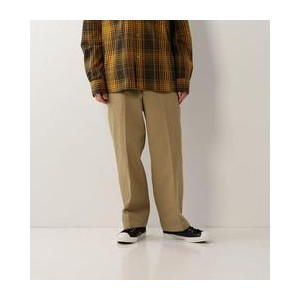 Steven Alan  CLEAR DRILL BAGGY STRIGHT PANTS/パンツ【ビューティアンドユース ユナイテッドアローズ/BEAUTY&YOUTH UNITED ARROWS...