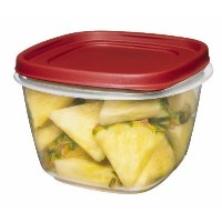 【Rubbermaid Easy Findふた食品ストレージセット、1 / 2-cup 7-cup (Pack of 3) na】 b006obhpv6